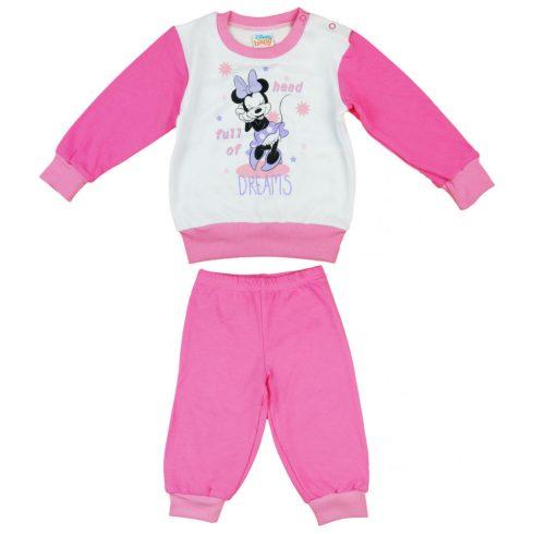 Disney Minnie lányka pizsama